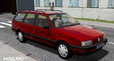 Volkswagen Passat B3 1993 [1.5.9]